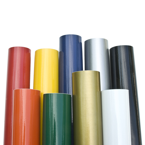 Photo of Sign Vinyl Rolls in Many Colors