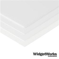 1 32 Quot High Impact Styrene 12x12 Thermoform Plastic Sheets
