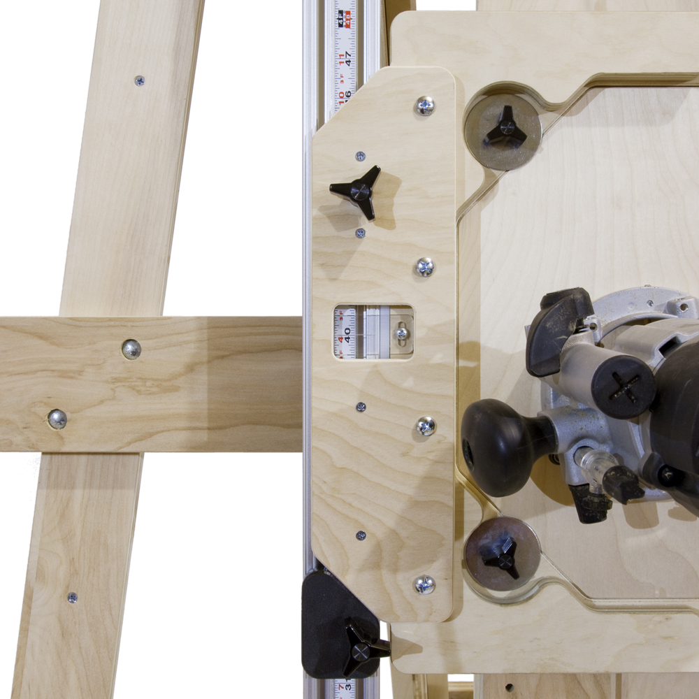 Photo of Deluxe Panel Saw Kit w/ vertical and horizontal stop blocks